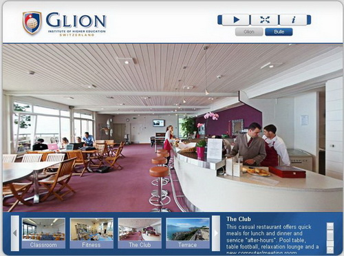 ekthana switzerland Glion Institute of Higher Education 2