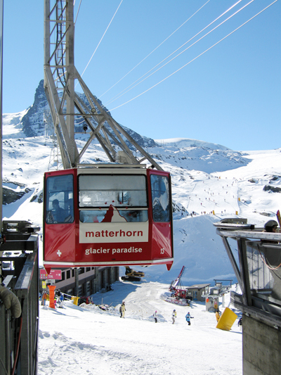 ekthana switzerland zermatt