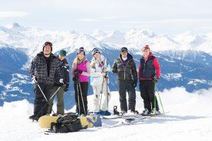 Les Roches Winter