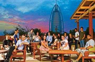 Emirates lifestyle