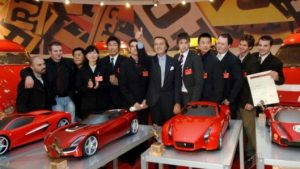 เรียนออกแบบรถยนต์ IED Turin